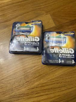 Gillette Fusion 5 Proglide Razor Refill Blades 8  Cartridges