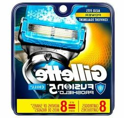 fusion 5 proshield chill men s razor