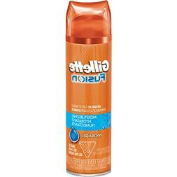 Gillette Fusion Hydra Gel Moisturizing Shave Gel 7 oz