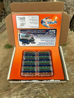 Gillette Fusion Manual Men's Razor Blade Refills 8 Count