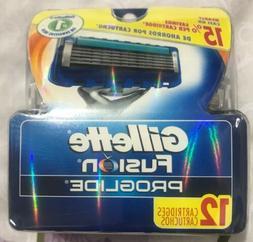Gillette Fusion ProGlide Manual Men's Razor Blade Refills, 1
