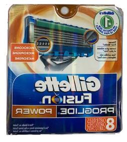 Gillette Fusion Proglide Power Refill Razor Blade Cartridges
