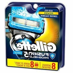 Gillette Fusion Proglide Men Razor Blade Refills 8 Count Fac