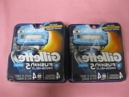 Gillette Fusion Proshield 5 Chill  Razor Blades 8