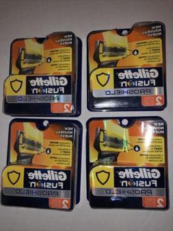 Gillette Fusion ProShield Men's Razor Blade Refills 8 Count