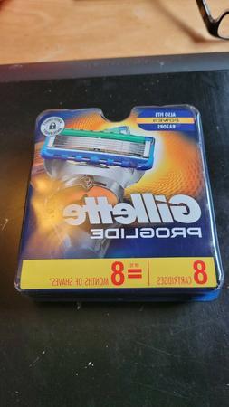 Gillette Fusion5 Proglide 91999348 Razor Blade refills New P