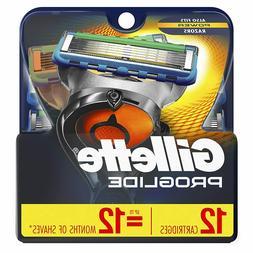 Gillette Fusion5 ProGlide Men's Razor Blade Refills - 12 Cou