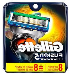 fusion5 proglide mens razor blade refills 8
