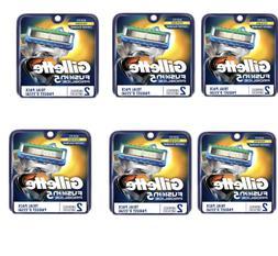 Gillette Fusion5 ProGlide Mens Razor Blades Refills, 2 Count