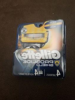 Gillette Fusion5 ProGlide Shield Men's Razor Blades, 4 Count