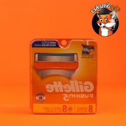 GILLETTE FUSION 5 Power Refill Razor Blade Cartridges, 8 Car