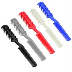 New Hair Cutting Comb Trimmer Cut Shaving Razor Adjustable 6