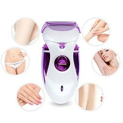 4-in-1 Hair Removal For Women - Electric Hair Remover Shaver