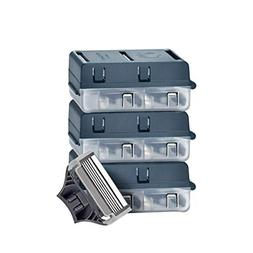 Harrys Razor Blades  in Durable Hinged Water Friendly Travel