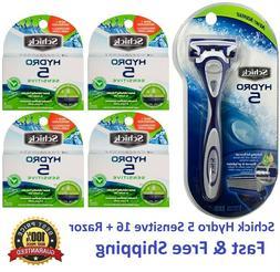 hydro 5 sensitive razor
