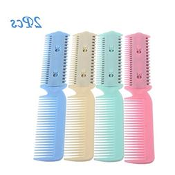EYX Formula 2 Pcs Hair Comb with extra Blades for Thinning h