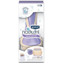intuition nourishment moisturizing razor blade
