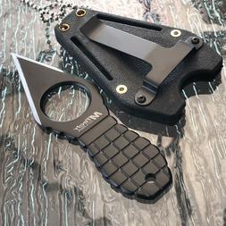 MTech Knives 588BK Grenade Neck Knife with Grenade Shaped Bl