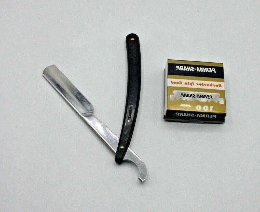100 gillette perma sharp razor blades turkish