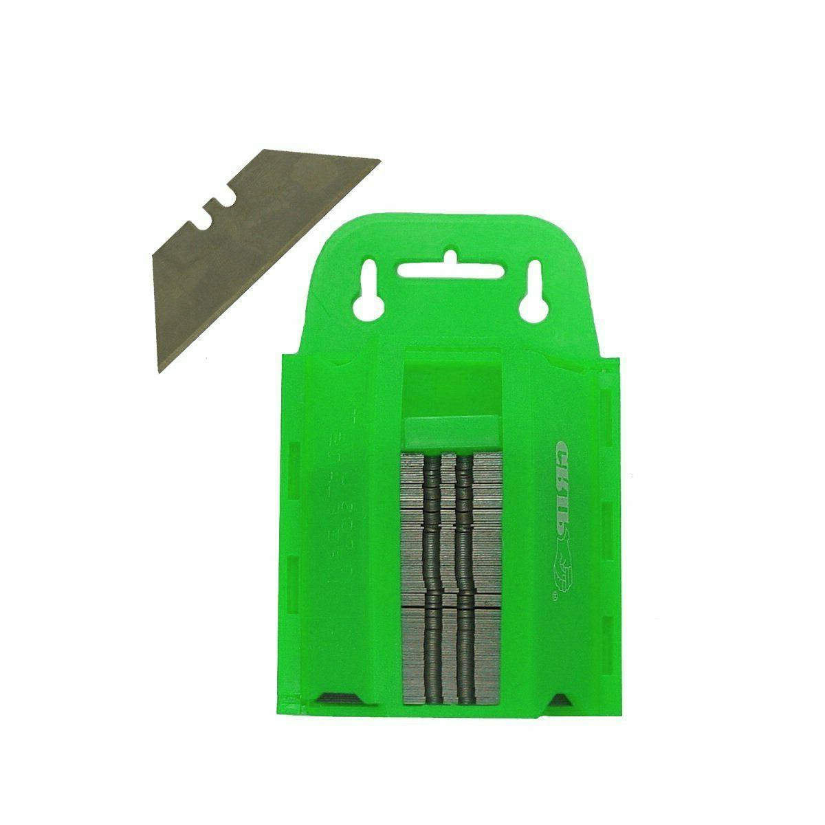 100pc Utility Blades with Dispenser