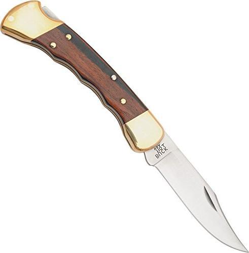 110fg famous folding hunter knife