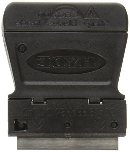 HYDE 13030 Razor Scraper, Utility, 1-1/2 In. W, Tan