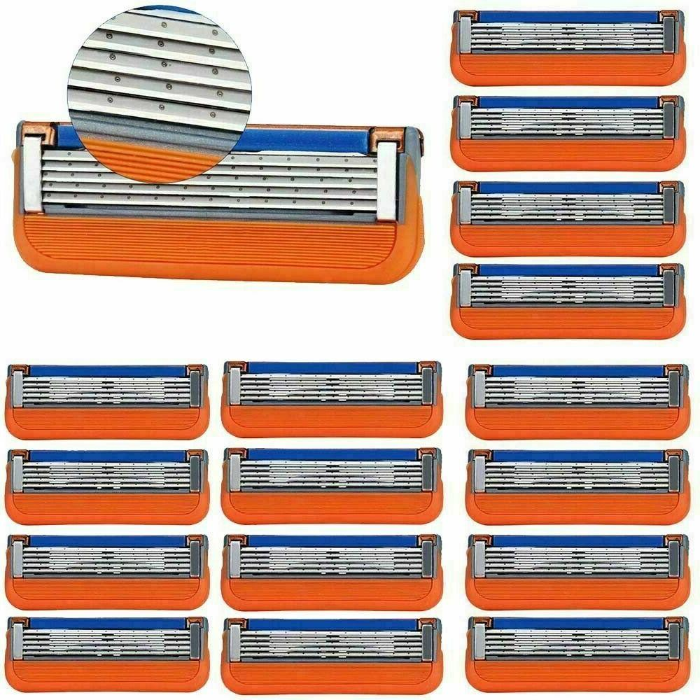 new 16pcs for gillette fusion 5 layer