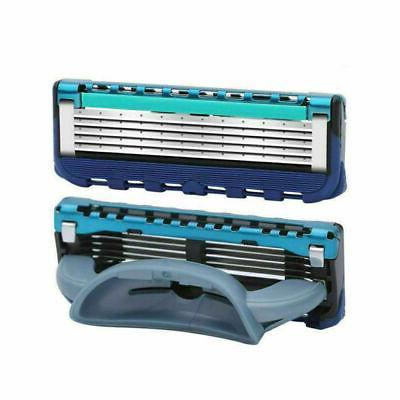 16pcs Proglide Blades 5-layer Blue