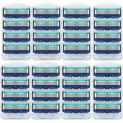 16pcs For Gillette Proglide Blades Blue