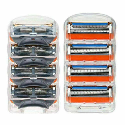 16Pcs Cartridges Gillette Shaver