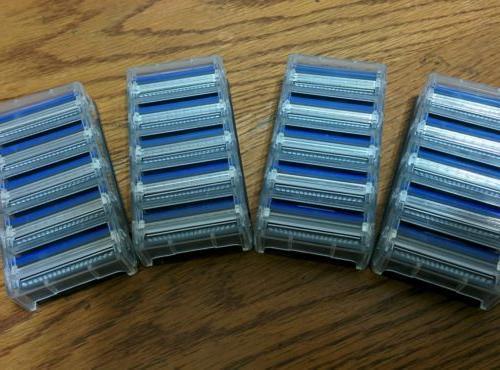 20 Razor Blades Hydro3 Refills Cartridges Hydro5 Silk