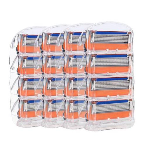 20PCS Men's Razor Cartridges Replacement Fusion