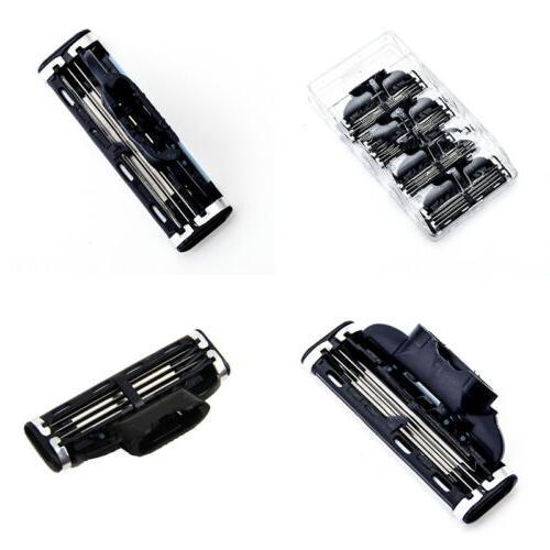 16pc Gillette MACH Shaving Refills Cartridges
