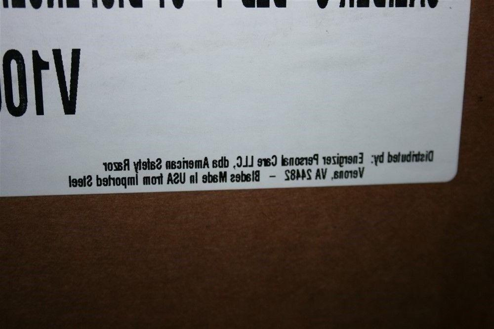 24 Refills Fit Quattro Titanium Trimmer Razor 5 Blades Cartridge
