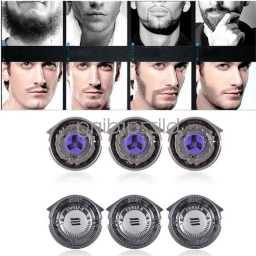 3Pcs Shaver Cut For