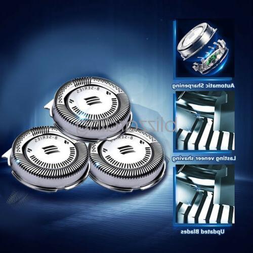 3Pcs Shaver Cut Replacement For