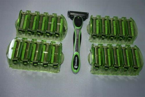 41 Personna Magnum3 Razor Blade 5 CVS Cartridge Gillette