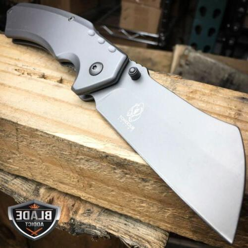 5 Assisted Open Knife RAZOR Blade