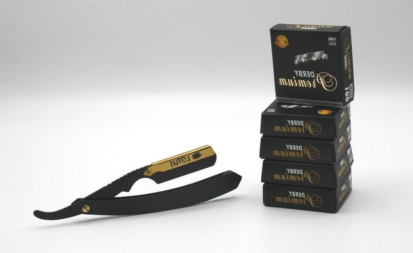 500 premium single edge razor blades fast