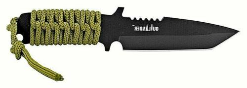 7 tactical survival hunting camping knife stainless