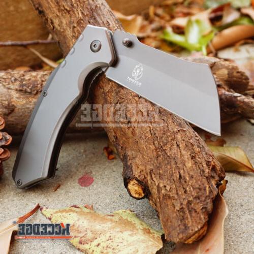 Razor Blade Pocket Knife