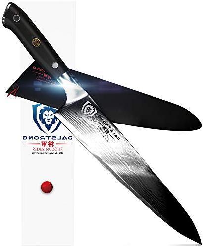 DALSTRONG Knife Shogun Gyuto AUS-10V- Vacuum Heat