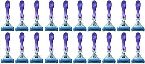 Schick Hydro 5 Blades Silk Women Disposables Razors - Lot of