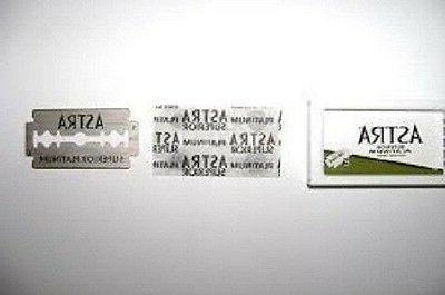 Astra Double Edge Shaving 50 pcs