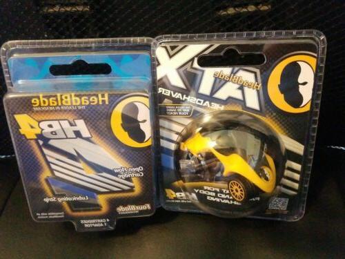 atx hb4 razor blade head shaver body