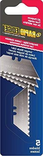 Rapid Tools #RT00003 5PK Rapid Edge Blade
