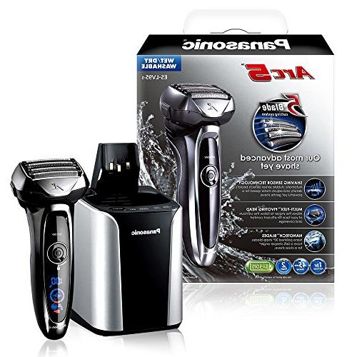 Trimmer for Men, ES-LV95-S ARC5, Wet/Dry with Blades and Head, Premium