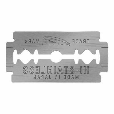 feather double edge blades 50 count