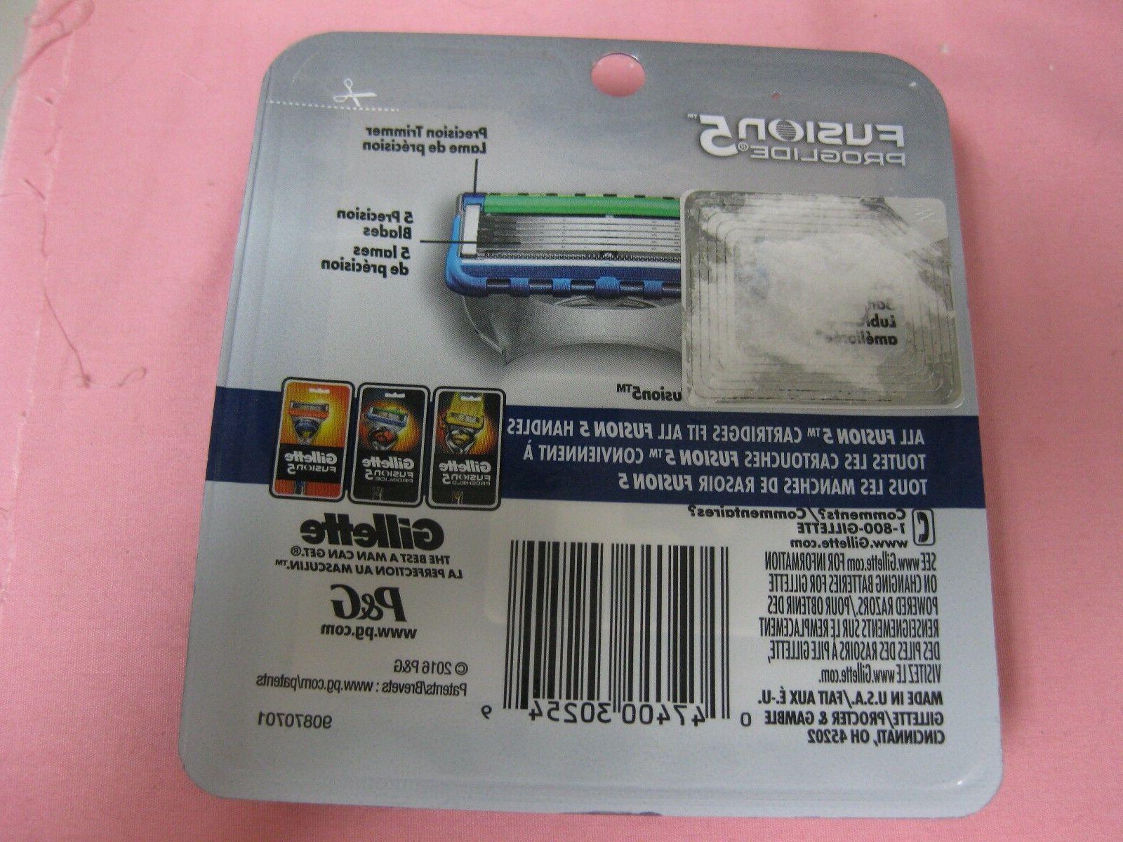Gillette 5 Razor Cartridges, 100% Authentic!!!