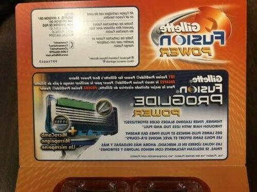 Gillette Fusion 5 Blades -